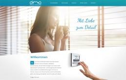 pixelclinic-Webdesign-Programmierung-Responsive-CMS-Webseite-Onepage-Scroll-Dimio-Fenster-Rollladen-Sonnenschutz-Dmitry-Obolonskiy-Wuestenrot