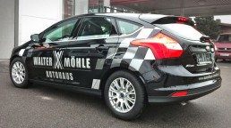pixelclinic-Fahrzeugbeschriftung-Ford-Focus-Autohaus-Moehle-Aspach