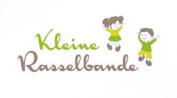 pixelclinic-Logo-Design-Layout-Kleine-Rasselbande-Backnang